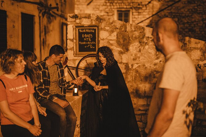 The Sinister Mysteries of Sibenik by Night with Two Costumed Guides