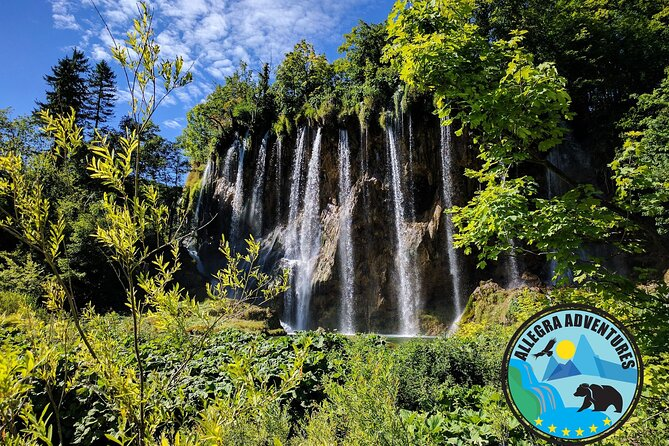Plitvice Lakes Guided Tour and Adrenalin Park