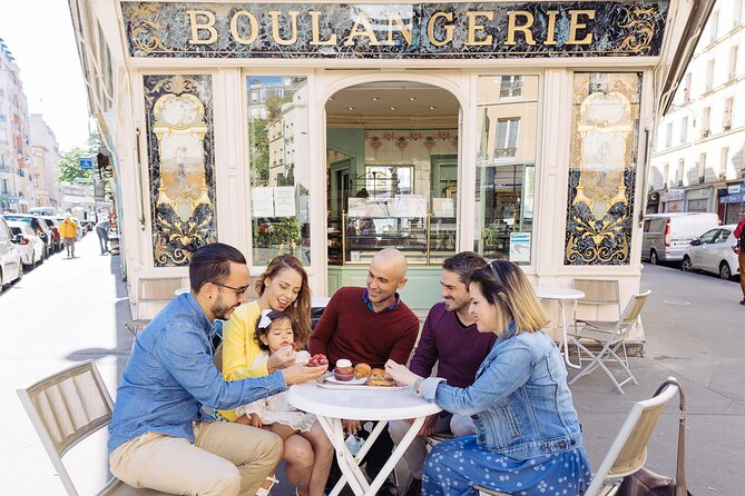 All inclusive Bike and Breakfast tour in Paris
