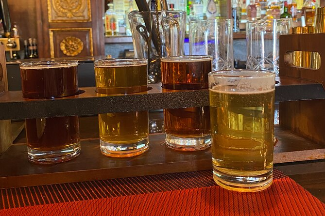 Private Full-Day Brewery Trip from Phoenix to the Verde Valley