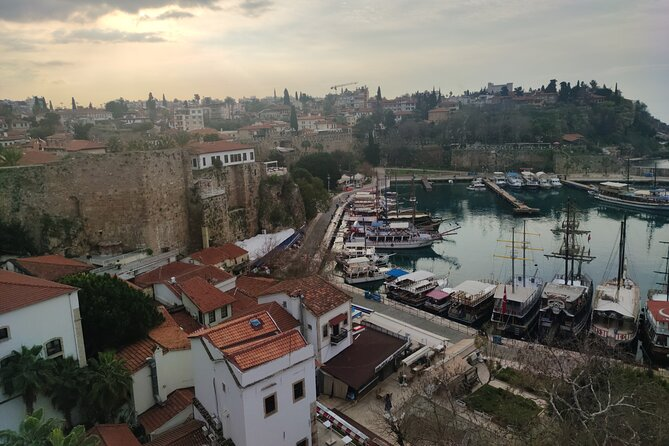 Private Half-Day Tour to Antalya Old Town (Kaleici) and Archeology Museum