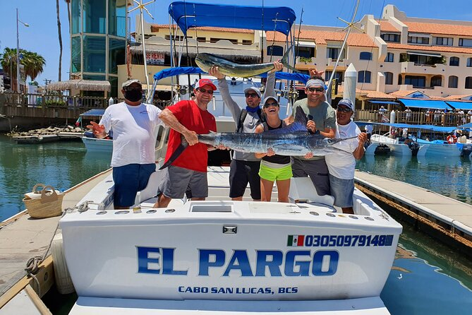 Cabo San Lucas: 30 Feet The Snapper - Full Day Fishing (8 Hours) All Inclusive
