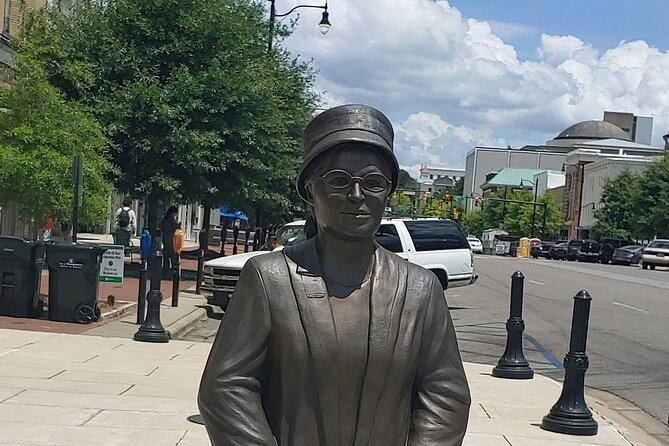6 Hours Private Civil Rights Tour of Montgomery