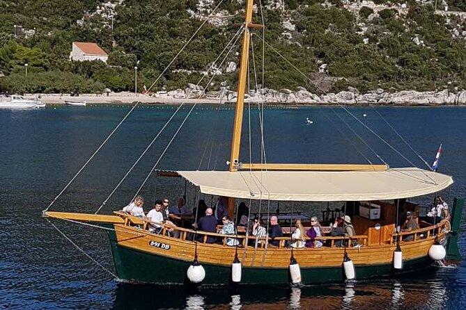Dubrovnik Islands Private Rented Boat Cruise