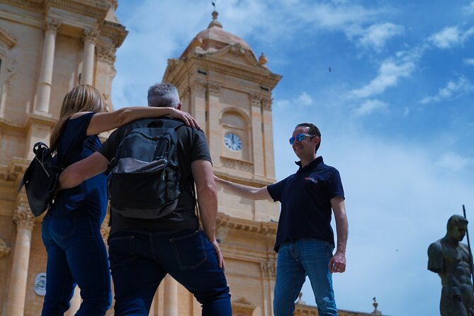 Private Tour of Syracuse, Ortygia and Noto