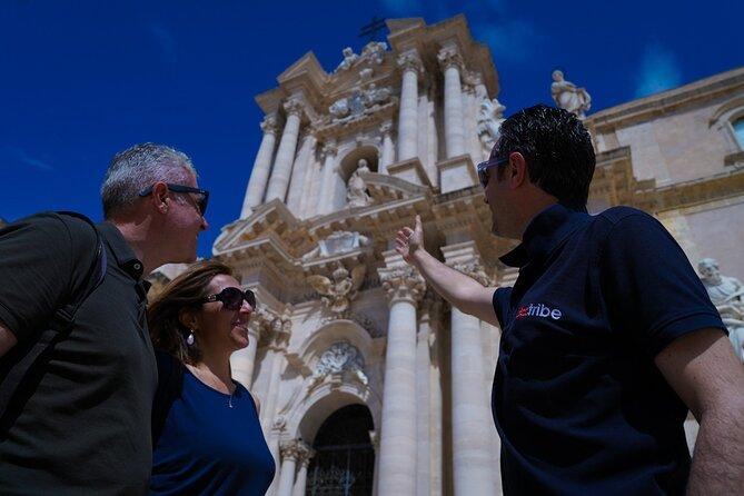 Syracuse Ortigia and Noto Day Trip from Catania