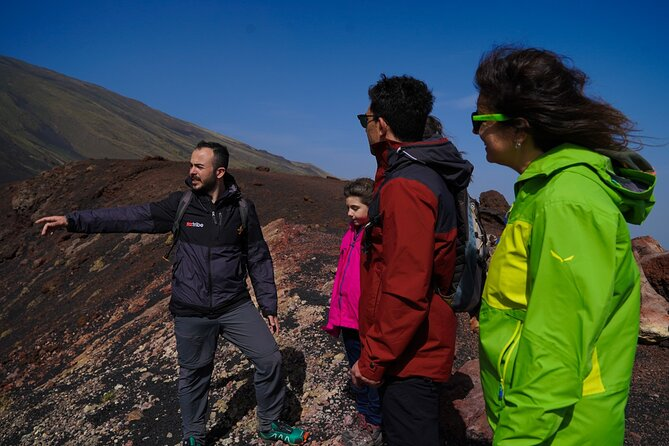Private Etna trekking half day tour