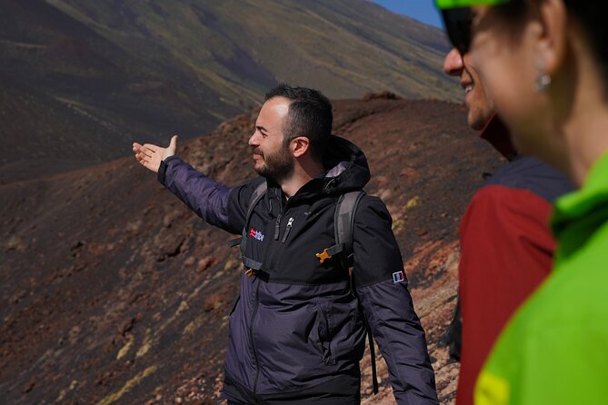 Mt. Etna nature and flavors half day Tour from Catania