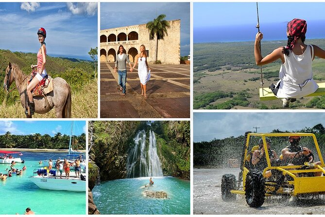Combo: The Best Activities of Punta Cana in 4 days