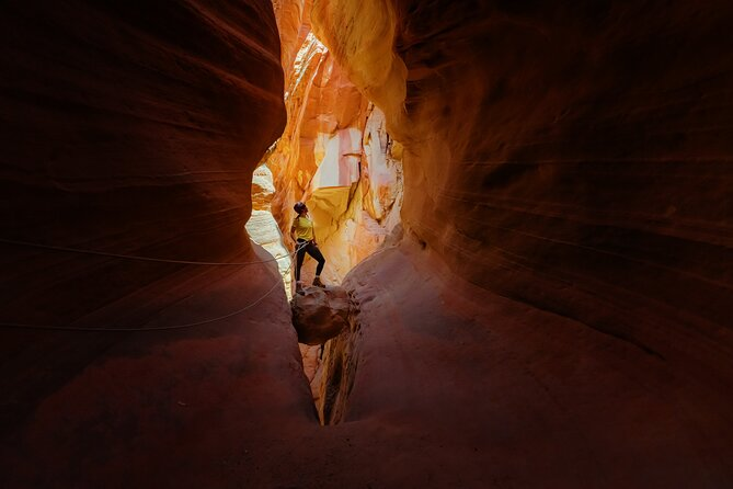 East Zion Canyoneering: Elkeart Canyon & UTV Tour