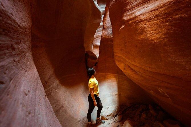East Zion Crimson Canyon Hike & UTV Adventure