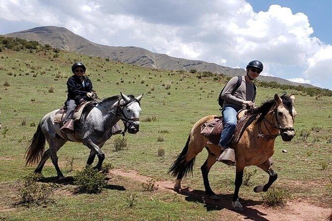 Horseback Riding Chakan (DEVIL'S BALCONY)