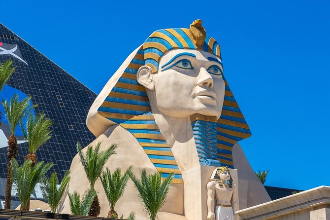 2-Hour Sightseeing Tour of the South Strip in Las Vegas