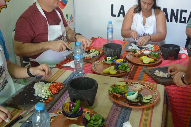 costa maya salsa & salsa excursion, cooking and dancing lessons by catrina