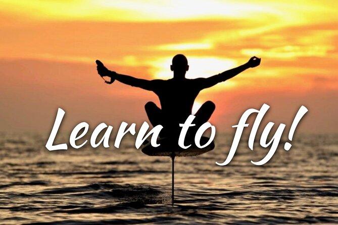 E-Foil School Mallorca | Learn to fly over the sea! ♂️