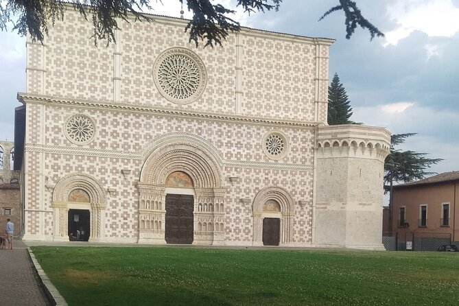 Private Tour L'Aquila of the Mysteries