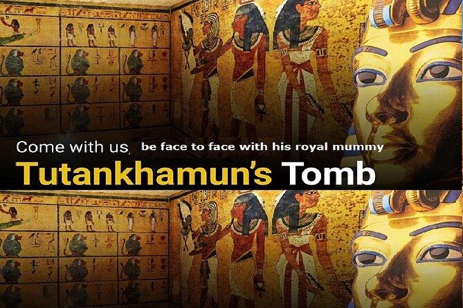 King Tut Full Day Historical Tour in Luxor