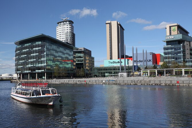 2-Hour Heritage Cruise from Salford