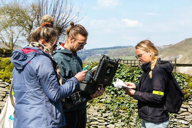 The Hunt: Team Adventure in the Peak District