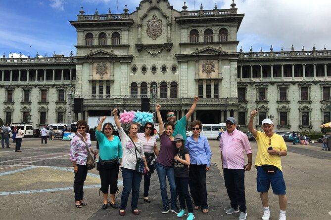Half-Day Private Tour of Guatemala City