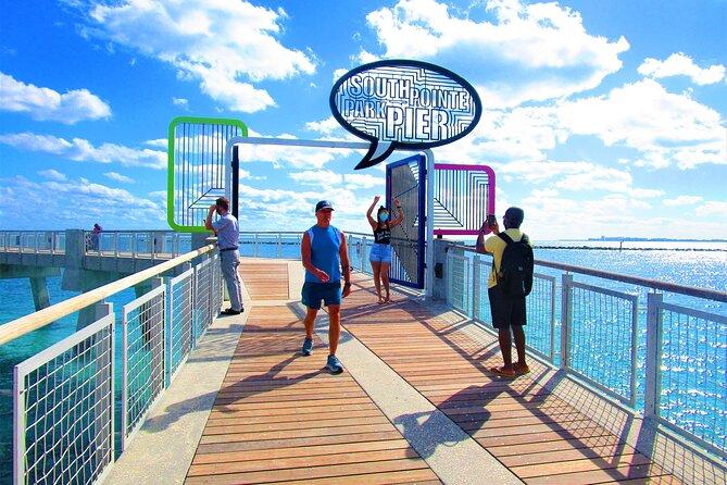Miami Beach: South Point Park Tour