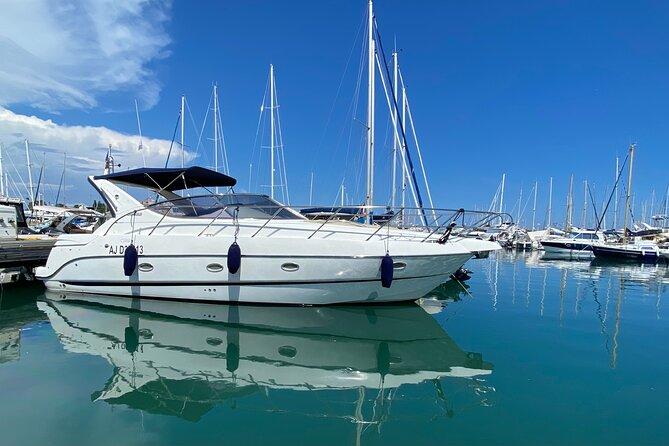 5 Hour Cote d'Azur Private Boat Excursion
