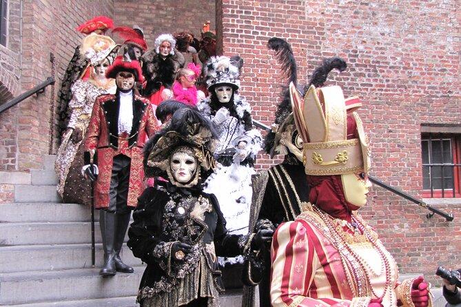 BRYGGJA ROMANTICA - 3 Hour Romantic Tour in Bruges