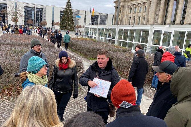 Battle for the Reichstag - Battlefield Tour