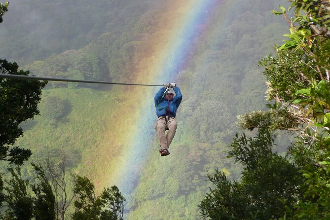 3 hours of the Longest and Highest Extreme Zip line Experience in Monteverde