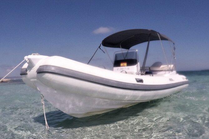 Powerboat rental Selva 600 with Suzuki 115 hp