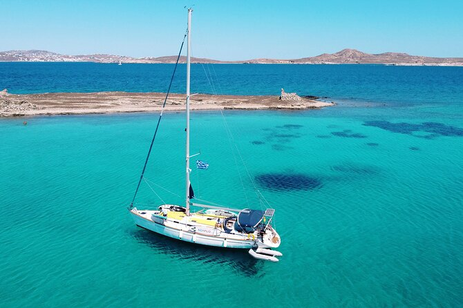Non-crowdy all inclusive Cruises in Mykonos (up to 10 passengers)