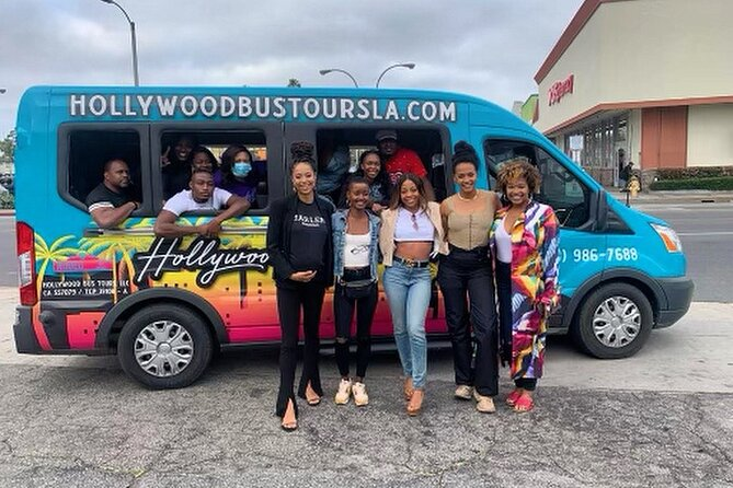 Celebrity Homes & The Real Hollywood Experience - Small Group Open Air Bus
