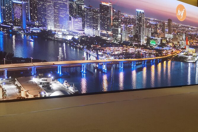 Private Pre or Post Cruise Magic City Tours with Transfers