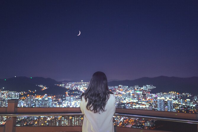 Busan's Sparkling Night Photography Tour [Max5]