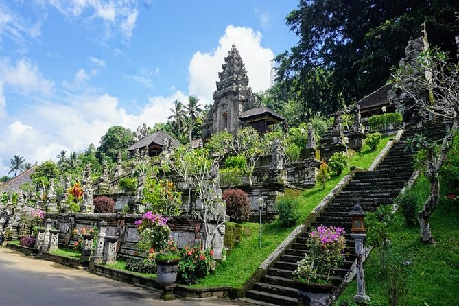 Private Full Day Trip-Kehen Temple-Penglipuran Village-Amazing Batur Volcano