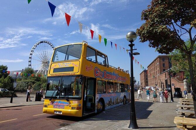 Liverpool Walking Tour + Hop-on Hop-off Bus Tour Pass