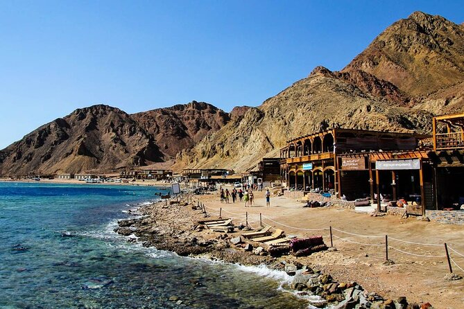 Blue Hole and 3 Pools Snorkel with Lunch from Sharm El Sheikh