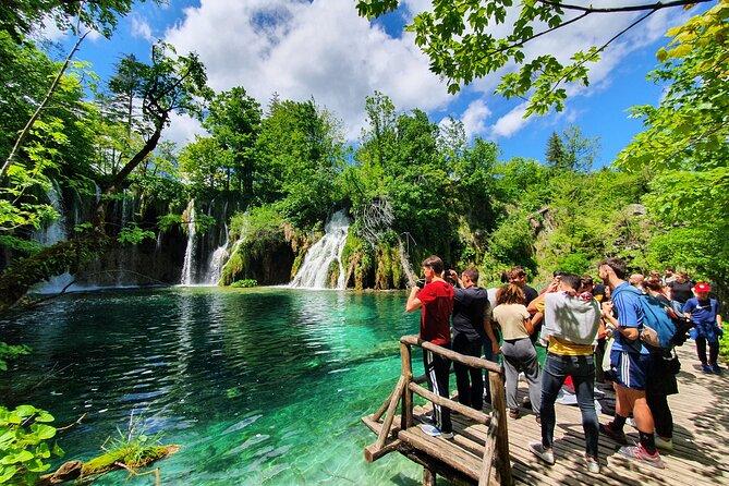 Plitvice lakes and Rastoke day trip from Zagreb