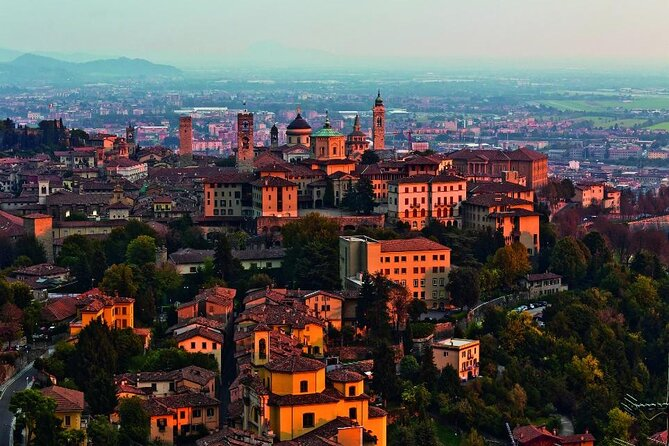 Bergamo private guided tour, from Milan