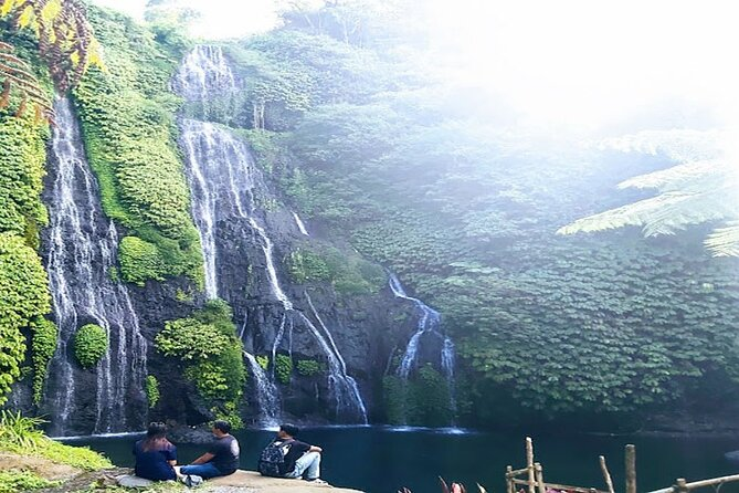 Private Tour Reveal the Beauty of Banyumala Waterfall and Jatiluwih Rice Terrace