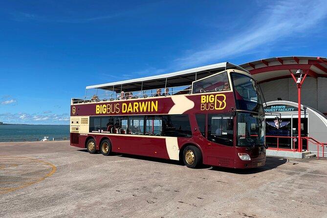 Darwin Shore Excursion: Hop-on Hop-off Bus Tour