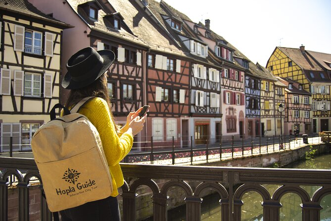 Self-Guided and Interactive City Tour - Colmar