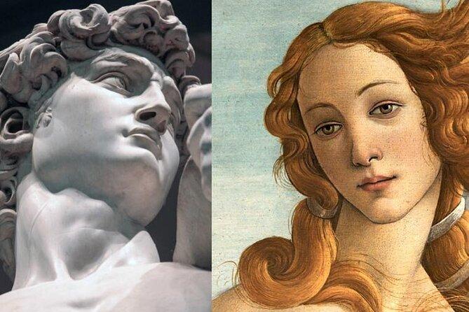 Uffizi + David & Accademia - Priority Tickets