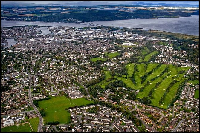 Inverness City Hop-on Hop-off Sightseeing Tour