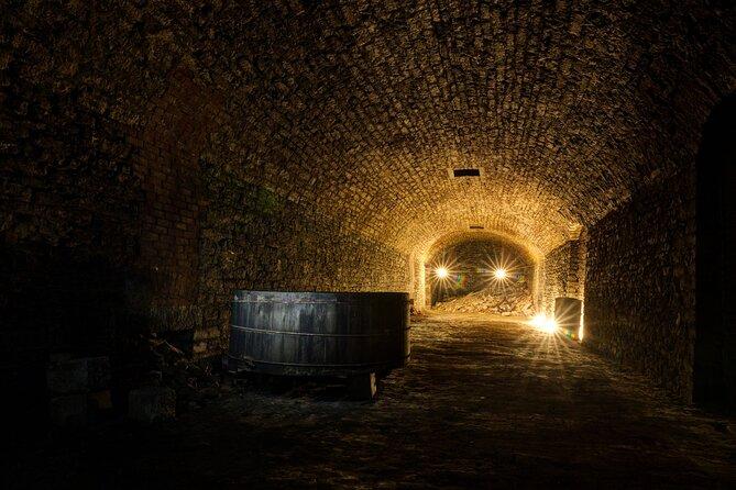 Hidden Brewery Caverns Tour in Cincinnati with Beer Tasting
