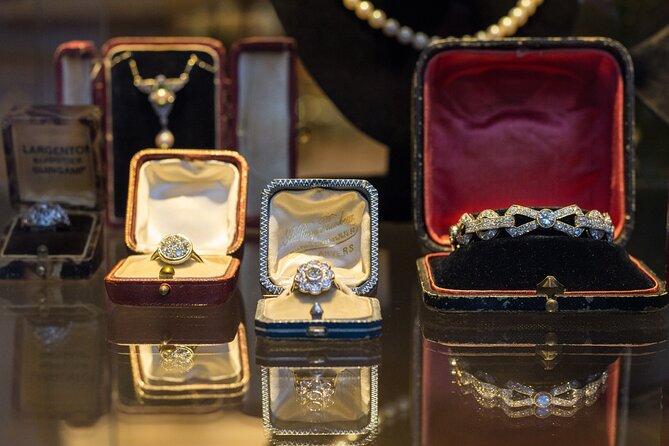 Private Antwerp's Jewellery Ateliers Walking Tour