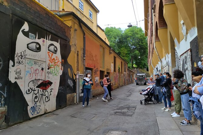 Private Walking Tour of Bolognese Street Art