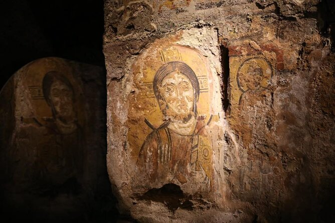 Private Tour:Christian Catacombs