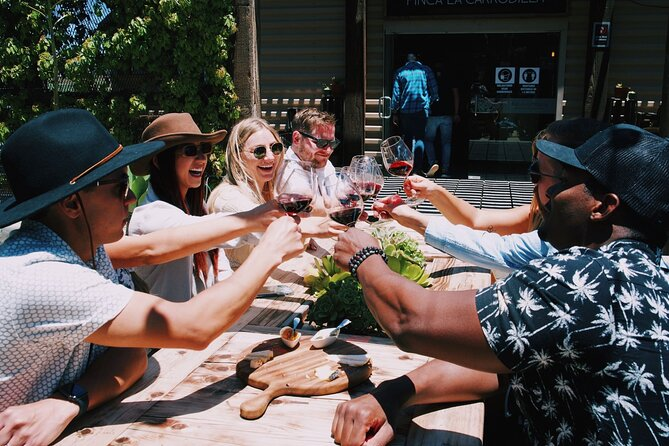 Private All-Inclusive Mexican Wine-Tasting Tour from San Diego