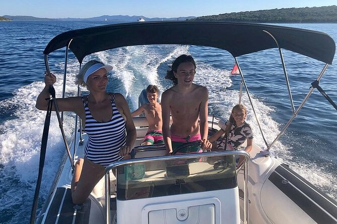Private Half Day Speedboat tour to Zadar's Nearby Islands